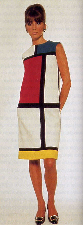 abito Mondrian