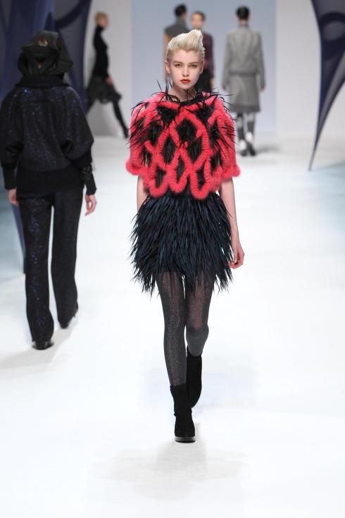Issey Miyake Fall/Winter collection 2010-2011