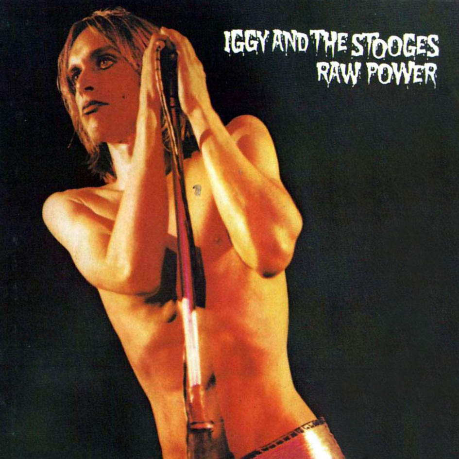 Image result for Iggy & The Stooges - Raw Power