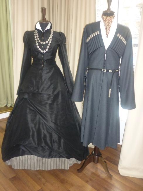 Грузинские национальные костюмы