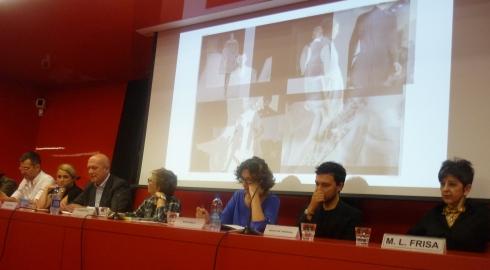 Sergio Zambon, Silvia Venturini Fendi, Lapo Cianchi, Alessandra Mammì, Sofia Gnoli, Marco De Vincenzo, Maria Luisa Frisa
