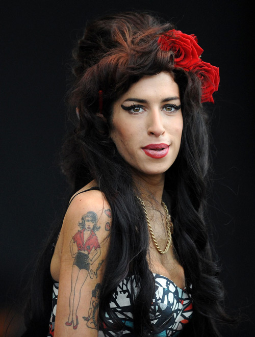 R.I.P. AMY WINEHOUSE | FBF Amy Winehouse
