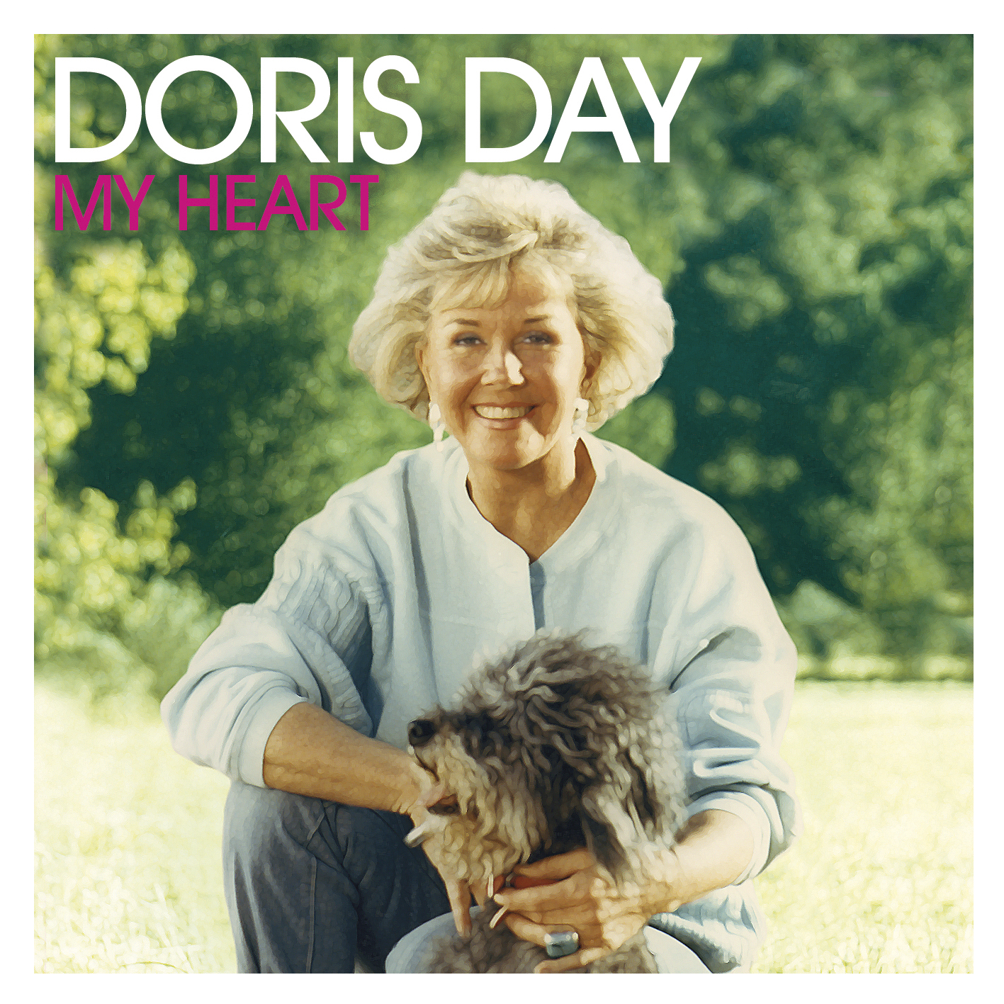 My heart the album by doris day fbf for The look at home