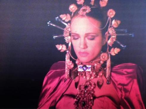 "Asia Argento, still image from ""The voice thief"" by Adan Jodorowsky"