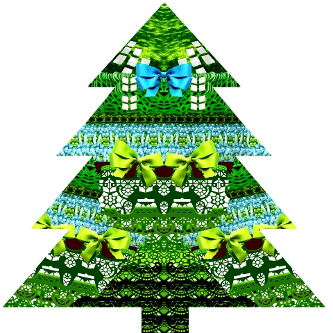 Christmas Tree by Mary Katrantzou