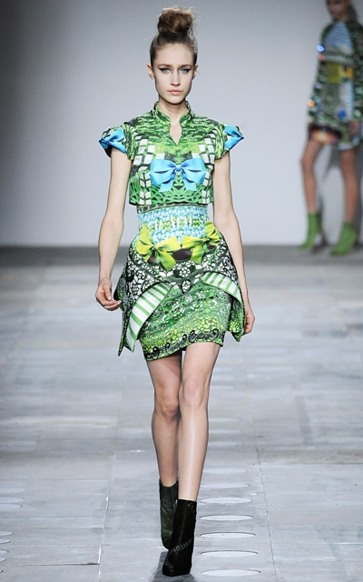Mary Katrantzou Fall/Winter 2012
