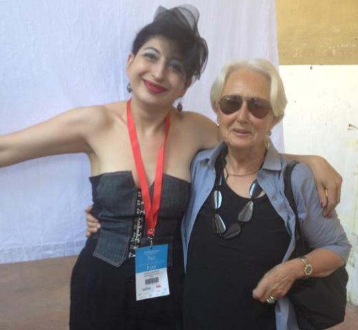 A joyful - Dash - Summer moment with Deanna Ferretti Veroni and me