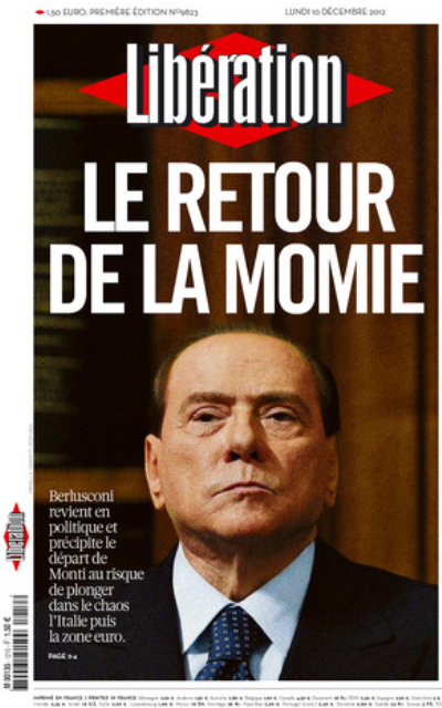 The newspaper Libération