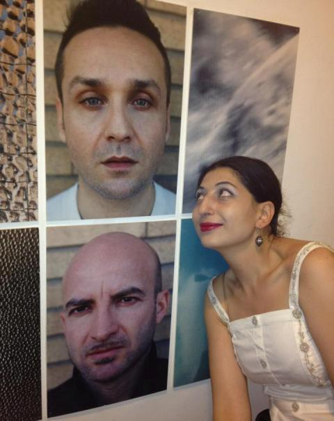 Stato di Famiglia (aka Sylvio Giardina & Raffaele Granato) on photo and me