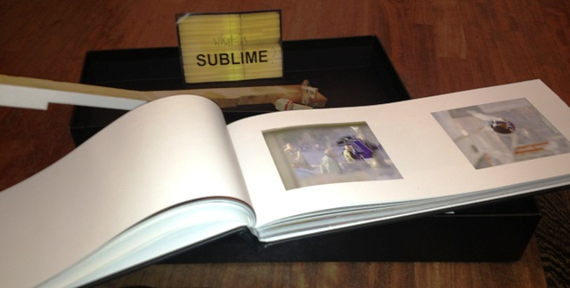 Sublime by Michael Nyman, Volumina Editions
