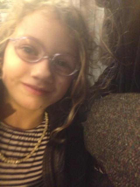 Fabiolita, the beautiful daughter of Fabio Quaranta