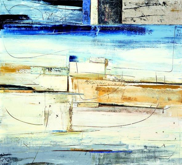 Paesaggio di pittura by Marino Iotti