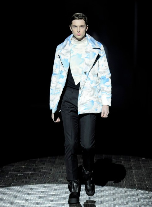 Kenzo Fall/Winter 2013-2014, photo by Giovanni Giannoni