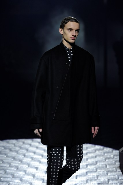 Kenzo Fall/Winter 2013-2014, photo by Giovanni Giannoni, courtesy of Pitti