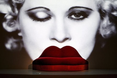 The Mae West sofa by Salvador Dalì (1937)