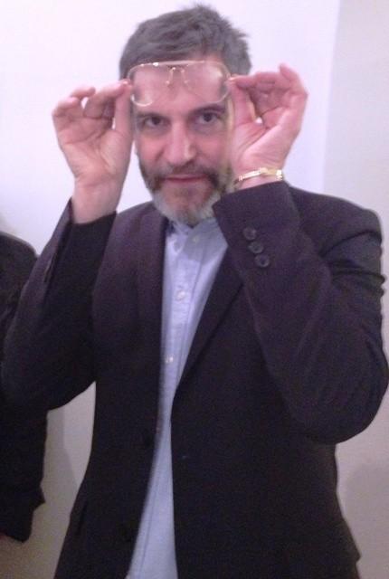 Sergio Zambon at the O Gallery