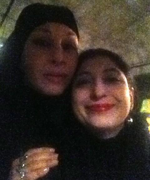 Andrea Splisgar and me