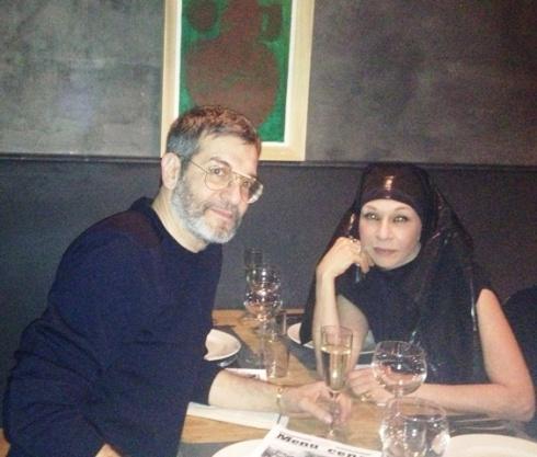 Friends: Sergio Zambon and Andrea Splisgar
