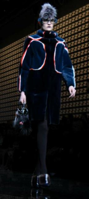 Fendi Fall/Winter 2013-2014, photo by Giorgio Miserendino