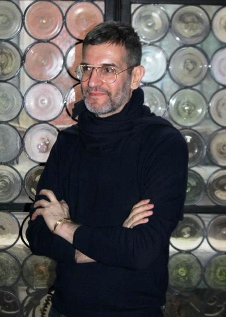 Sergio Zambon, photo by Giorgio Miserendino