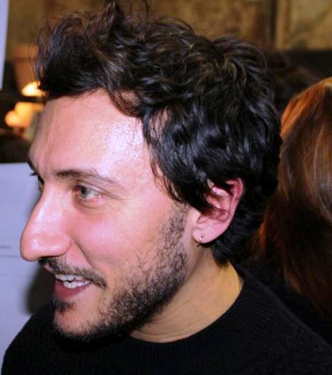 Marco De Vincenzo, photo by Marco De Vincenzo