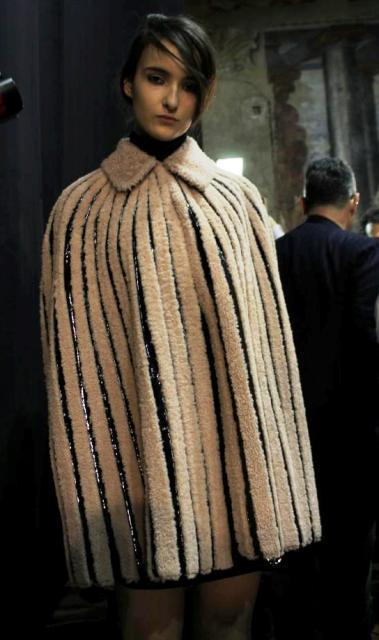The backstage of Marco De Vincenzo fashion show, photo by Giorgio Miserendino