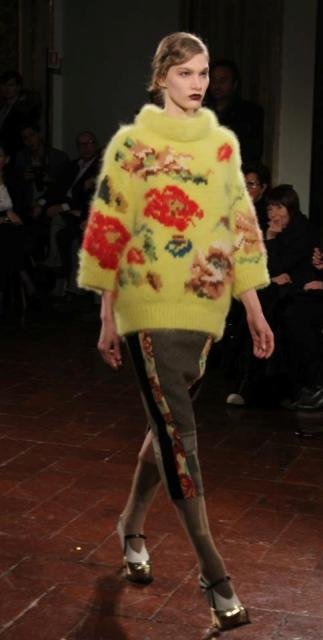 Antonio Marras Fall/Winter 2013-2014, photo by Giorgio Miserendino