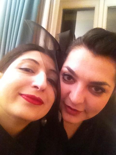 Ilenia Corti and me