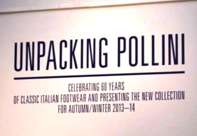 Pollini Fall/Winter 2013-2014, photo by Giorgio Miserendino