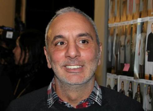 Alessandro Dell' Acqua, photo by Giorgio Miserendino