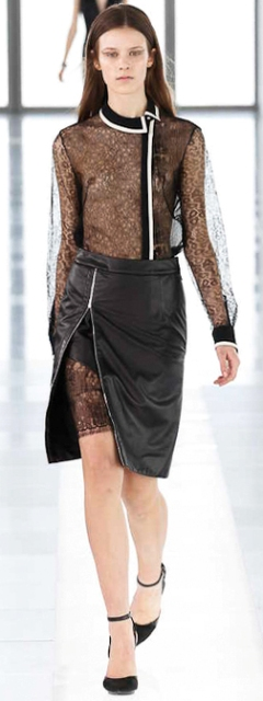 Preen by Thornton Bregazzi Falll/Winter 2013-2014