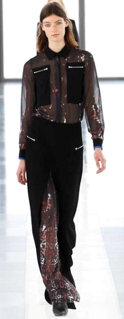 Preen by Thornton Bregazzi, Fall/Winter 2013-2014