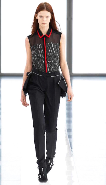 Preen by Thornton Bregazzi  Fall/WInter 2013-2014