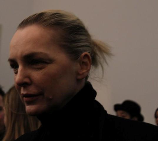 Simonetta Gianfelici, photo by Giorgio Miserendino