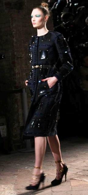 Aquilano Rimondi Fall/Winter 2013-2014, photo by Giorgio Miserendino