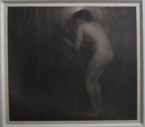 Alfred Stieglitz, nude, study