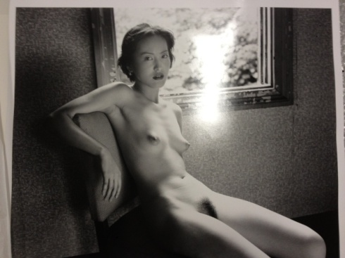 Untitled, photo by Nobuyoshi Araki