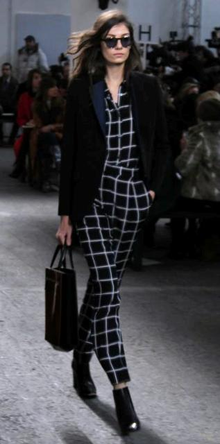 Trussardi Fall/Winter 2013-2014, photo by Giorgio Miserendino