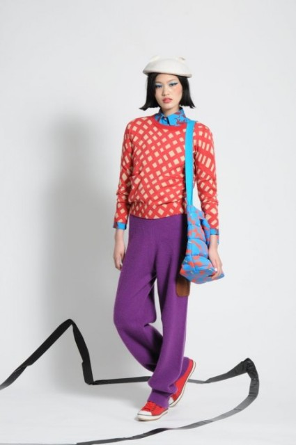 Tsumori Chisato Fall/Winter 2013-2014, photo courtesy of Tsumori Chisato