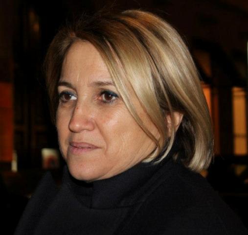 Silvia Venturini Fendi, photo by Giorgio Miserendino