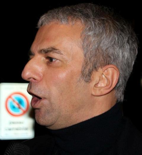 Rodolfo Paglialunga, photo by Giorgio Miserendino