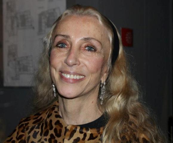 Franca Sozzani, photo by Giorgio Miserendino