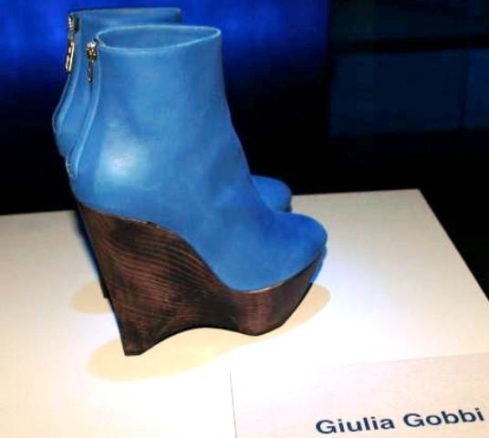 Giulia Gobbi, photo by Giorgio Miserendino