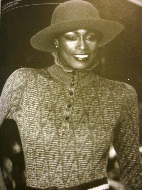 Armani Fall/Winter 1978, produced by Icap