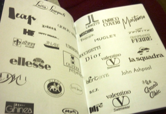 brands and labels produced in Umbria