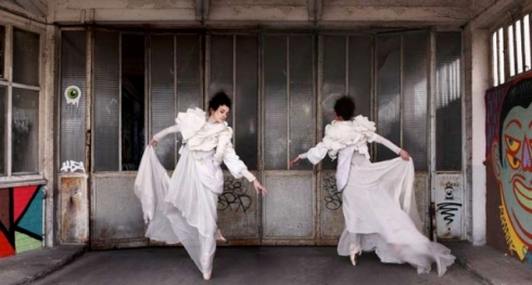 Coppelia Pique, photo by Yves Marchand and Laura Beeckam