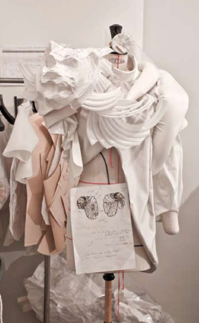 The rise of dress by Coppelia Pique...