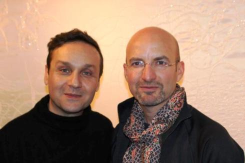 Sylvio Giardina & Raffaele Granato aka Stato di Famiglia, photo by Giorgio Miserendino
