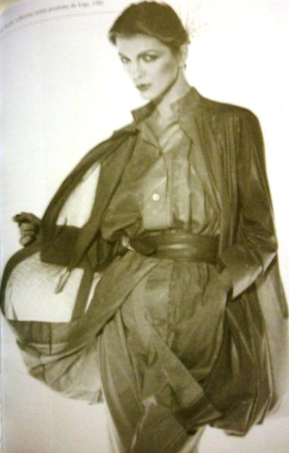 Issey Miyake, 1980