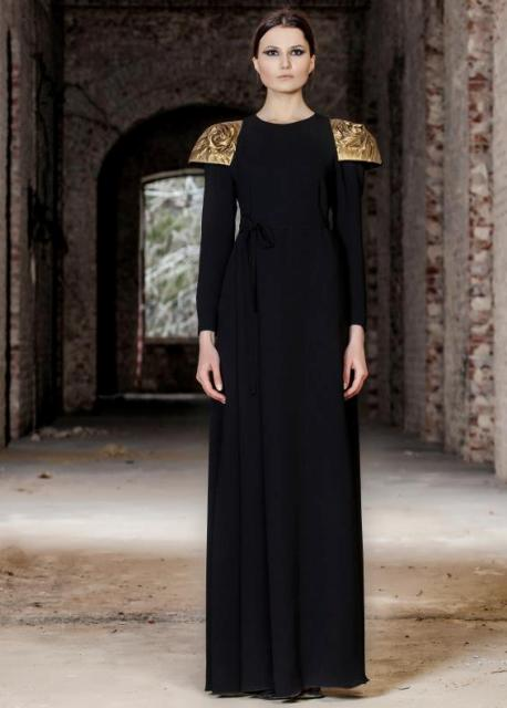 Keti Chkiikvadze Fall/Winter 2013-2014,